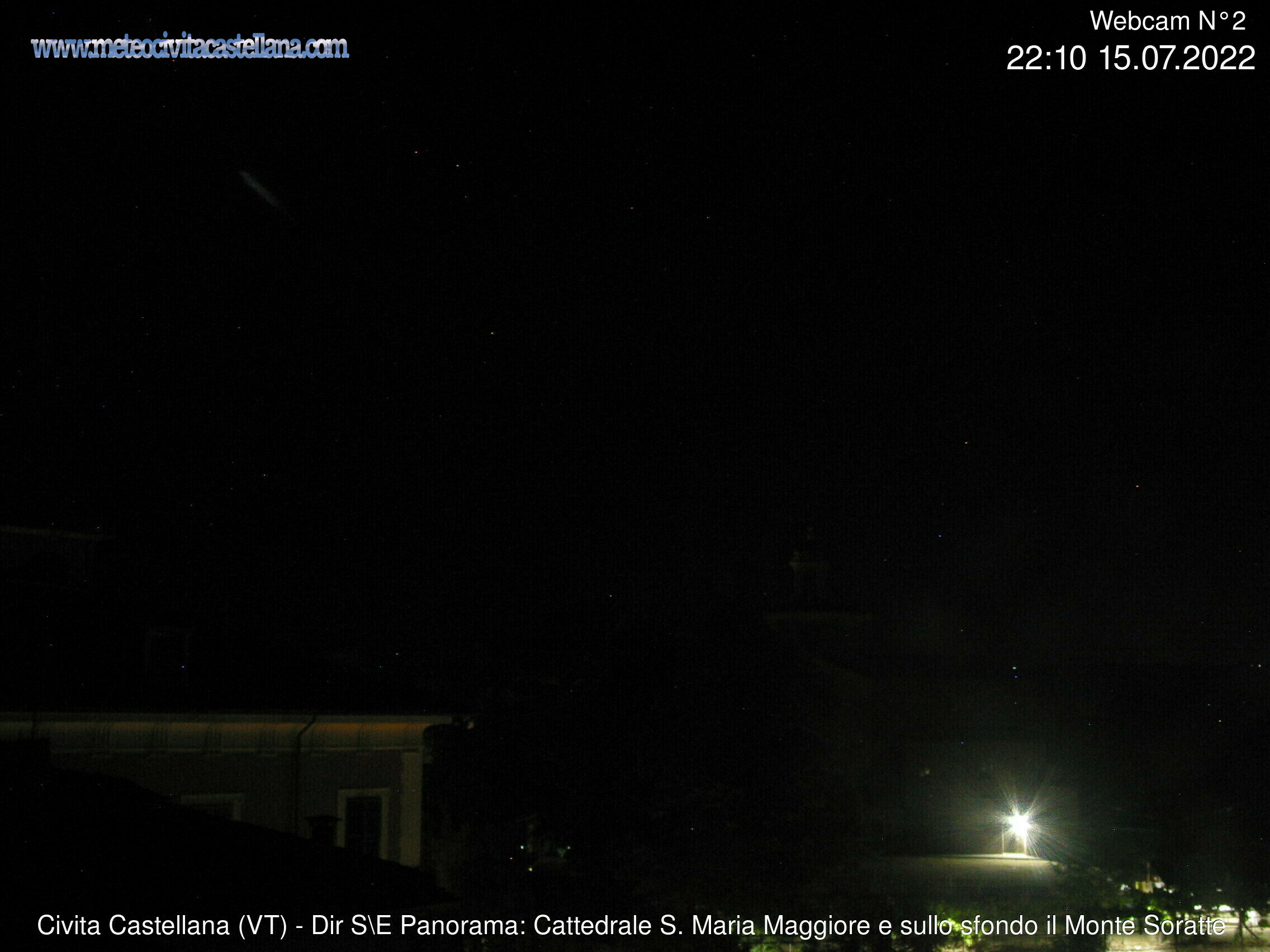 Webcam Civita Castellana (VT) Webcam2